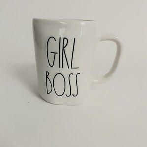 Rae Dunn Girl Boss Mug